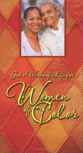 Search : God's Words of Life for Women of Color