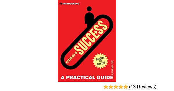 Introducing psychology of success a practical guide introducing introducing psychology of success a practical guide introducing kindle edition by alison price david price health fitness dieting kindle ebooks fandeluxe Images