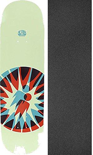 涙が出る賛美歌相反するAlien Workshop Starlite Largeスケートボードデッキ – 8.5
