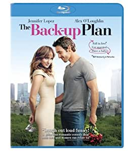 The Back-Up Plan [Blu-ray]