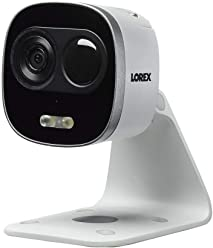 Lorex 4K 8MP IP Two-Way Talk, Deterrence Security Camera,130ft Night Vision