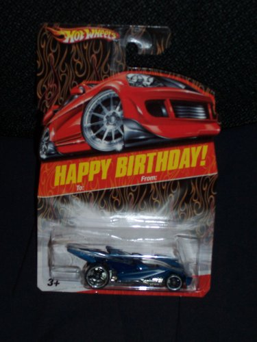 Hot Wheels 2007 Happy Birthday RD-02 1:64 Scale Collectible