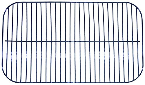 Music City Metals 50071 Porcelain Steel Wire Cooking Grid Replacement for Gas Grill Model Backyard Grill BY13-101-001-11 by Music City Metals