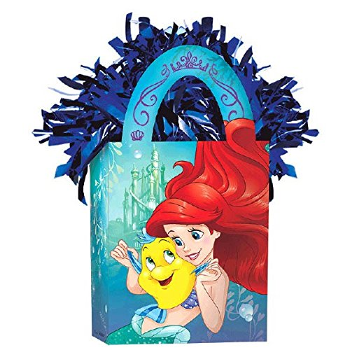 Mini Tote Balloon Weight | Disney Ariel Dream Big Collection | Party Accessory