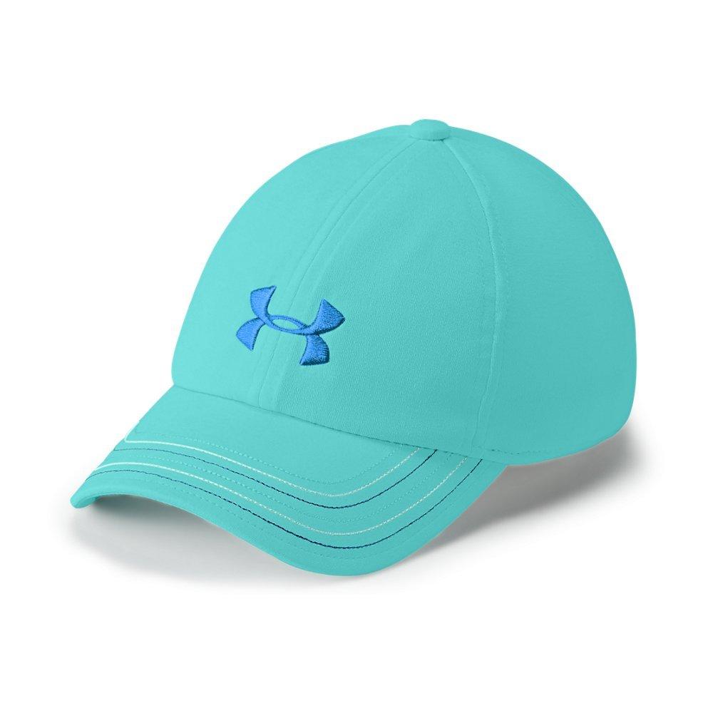 Under Armour Girls' Renegade Twist Cap, Tropical Tide (425)/Canoe Blue, One Size