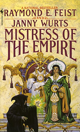 book cover of Mistress of the Empire