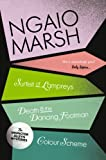Front cover for the book Colour Scheme by Ngaio Marsh