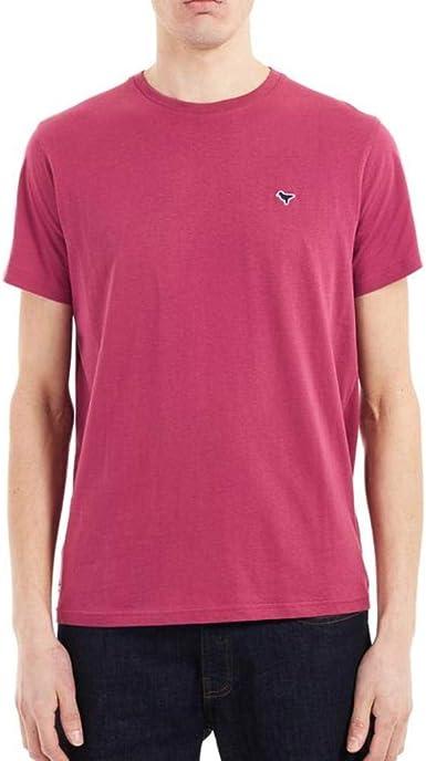 Weekend Offender - Camiseta - para Hombre Rosa Fucsia L: Amazon.es: Ropa y accesorios