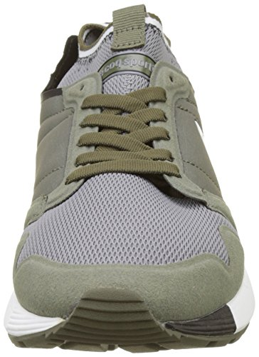 Basses Black Vert Le Olive Sportif Mixte Coq Baskets Techlite Night Omicron Adulte xfXgZ