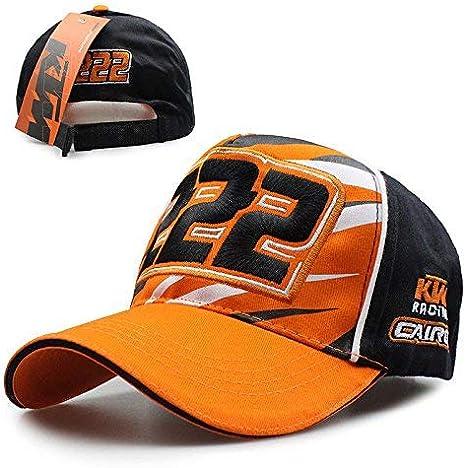 MXGP Gorra Toni Cairoli Racing Team 222: Amazon.es: Deportes y ...