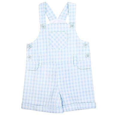 4b2fc1992ae674 Tutto Piccolo Dungarees Blue 18M: Amazon.co.uk: Clothing