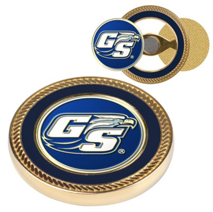 Georgia Southern Eagles Challenge Coin with Ball Markers (Set of (Georgia Coin Set)