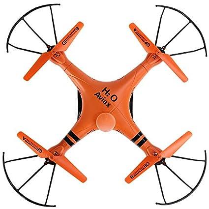 Gptoys H20 Aviax - Quadcopter Drone Falcon RC Cuadricóptero 3D ...