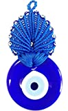 8 inches high Evil Eye Office/Home Décor Wall Hanging Ornament/Talisman to protect the persons and their belongings from envious looks. #CF76885109