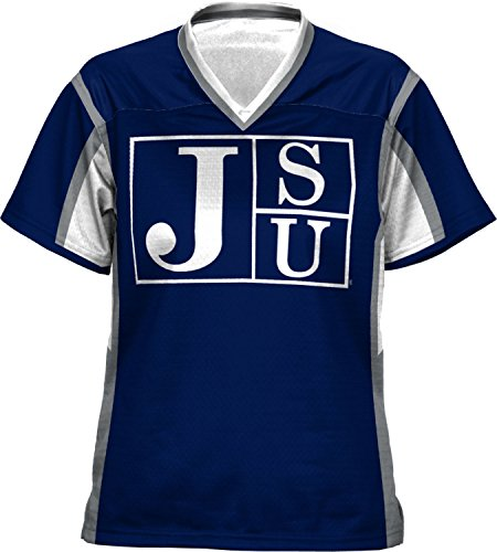 Football Jackson State (ProSphere Jackson State University Women's Football Fan Jersey - Scramble FD211)
