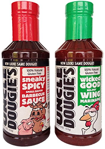 uncle dougies barbecue sauce - 1