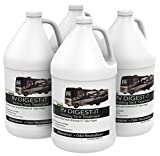 RV DIGEST-IT Holding Tank Treatment by Unique - CASE of 4 one gallon jugs - 256 Treatments
