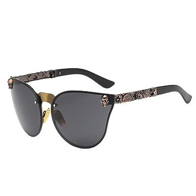 VJGOAL Moda Unisex fama tonos acetato Gafas UV Gafas de sol ...