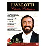 Pavarotti Classic Collection / La Bohème (Genoa Opera Company) / Gala Concert / In Concert In China