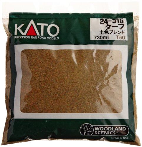 KATO turf 토색 블렌드 T50 24-315 디오라마 용품