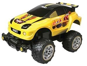 Nikko - Boxer, coche radiocontrol, color amarillo (180132D)