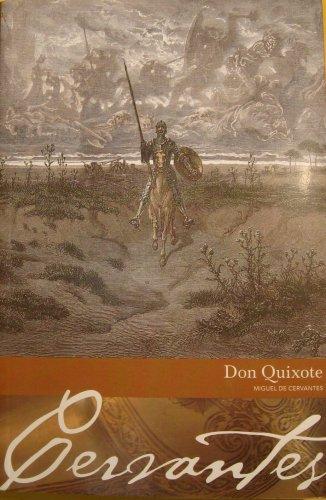 The Ingenious Gentleman Don Quixote De La Mancha (Abridged Edition)