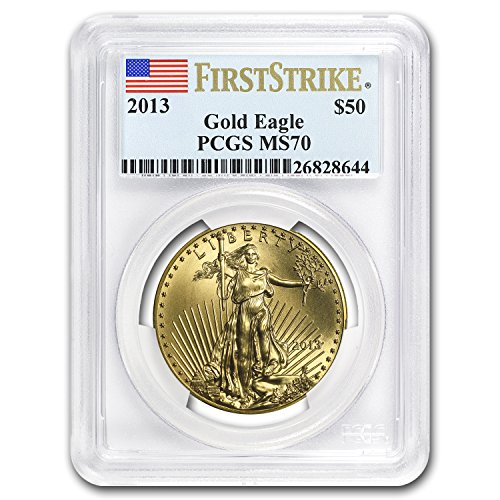 2013 1 oz Gold American Eagle MS-70 PCGS (FS) 1 OZ MS-70 PCGS