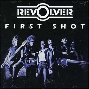 amazon first shot revolver ヘヴィーメタル 音楽