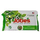 Jobe's Tree Fertilizer Spikes 16-4-4, 15, Product