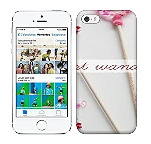Best Power(Tm) HD Colorful Painted Watercolor Bead Heart Wands Hard For SamSung Galaxy S6 Phone Case Cover