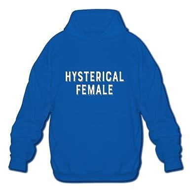 98e150517 Hysterical Female Long Sleeve For Men Custom Hoodie Sweatshirt  SizeKey1RoyalBlue