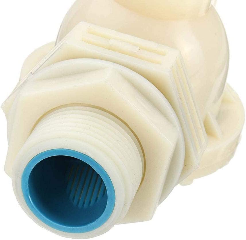 Tasteless Water for Control Switch Water Tower Tank BTCS-X DIY Supplies DN25 Adjustable Plastic Float Ball Valve 1 Inch Automatic Fill Float Ball Valve Non-Toxic