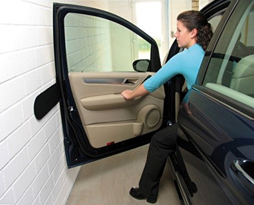 HP 18322 Automobile Door Edge Protector for Garage 22.6 x 6 x 0.2 inches Prevent Damage to Door and Garage Walls