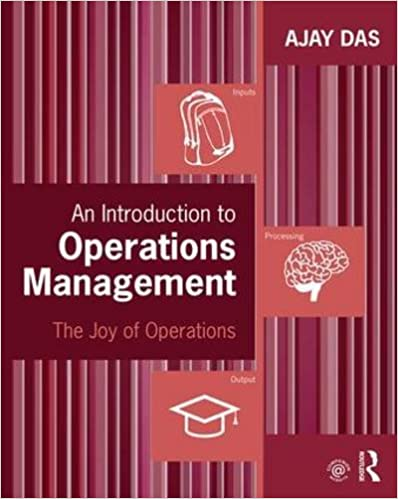 An introduction to operations management the joy of operations an introduction to operations management the joy of operations 1st edition fandeluxe Image collections