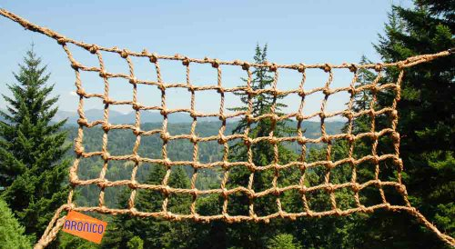 Parrot Climbing Net for Birds (Large Short) by Aronico