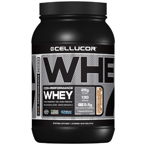 Cellucor COR Performance Whey Protein, beurre d'arachide Guimauve, £ 2