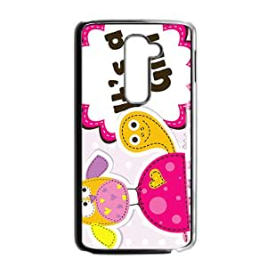Lovely worm Cell Phone Case for LG G2