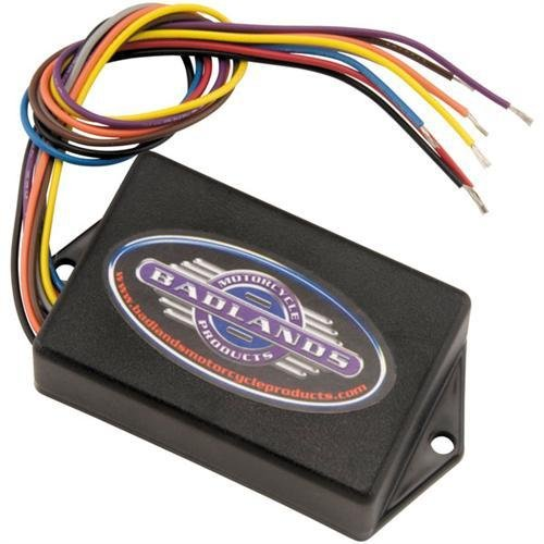 Badlands Illuminator Plug-in Style Run, Brake and Turn Signal Module ILL-01-B