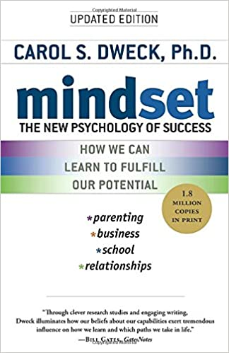 强力推荐家长的一本好书:Mindset: The New Psychology of Success