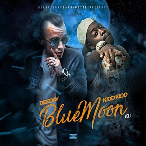 Bluemoon, Vol. 1 [Explicit]