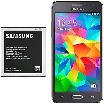 Batería de alta capacidad para Samsung Galaxy Grand Prime: Amazon ...