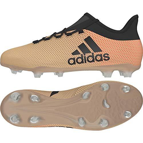 X Gold Calcio Uomo Schwarz OrogoldSchwarz Adidas FgScarpe Da 17 2 yb76gf