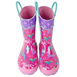 Stephen Joseph Toddler Girls' Rainboots, Girl