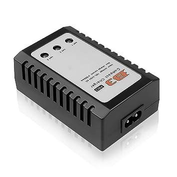 Dightyoho Caliente RC B3 B3 LIPO Cargador de Batería 7.4 v ...