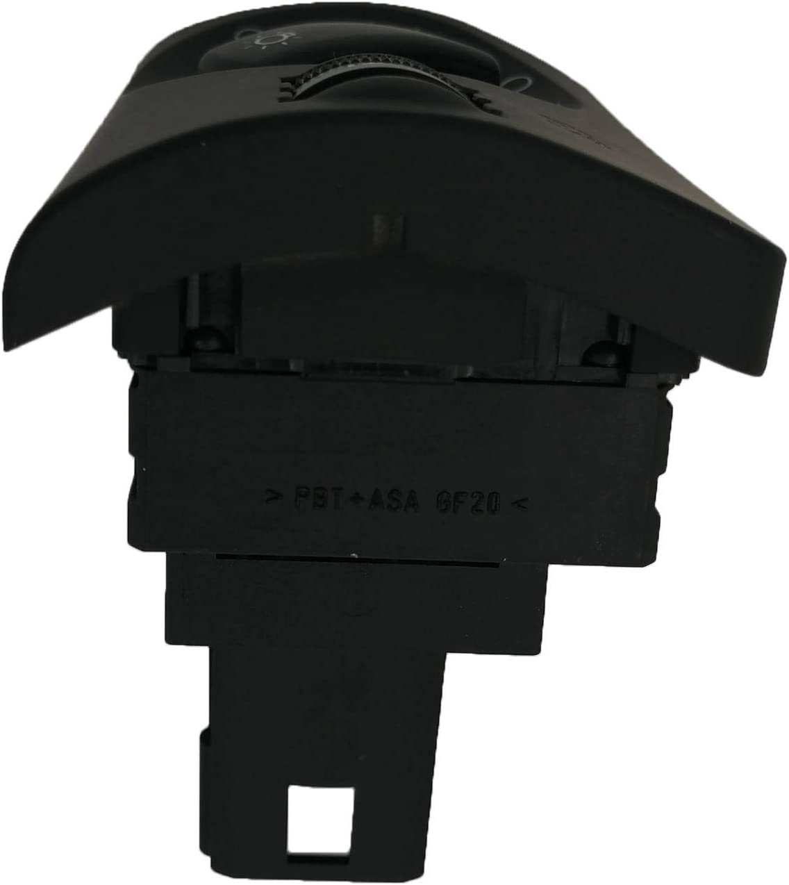 Bapmic 4B1941531F Headlight Fog Light Control Switch for Audi A6 Quattro 2002-2005