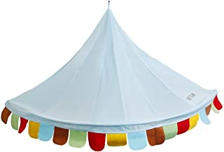 """Bed Canopy, OUTAD Foldable Princess Rainbow Play Tent,Cute Style for Baby Kids Reading Play Tents (43""""×31""""×24"""") (43 inches)"""