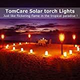 TomCare Solar Lights Upgraded, Waterproof