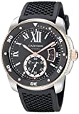 Cartier Men's W7100055 Analog Display Swiss Automatic Black Watch