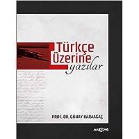 Türkçe Üzerine Yazılar