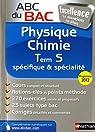 Physique-Chimie Tle S spécifique & spécialité : Programme 2012 par Coppens